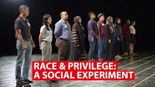 Race & Privilege: A Social Experiment   Regardless Of Race   CNA Insider