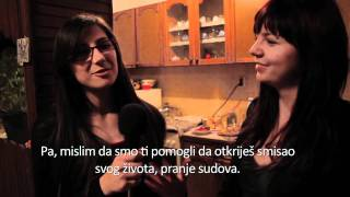 Celebrating Slava in Serbia