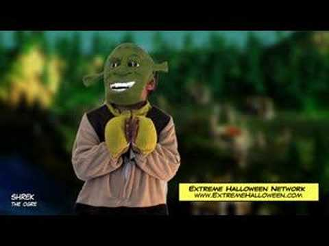 Extreme Halloween Network - 2007 Top Halloween Costumes