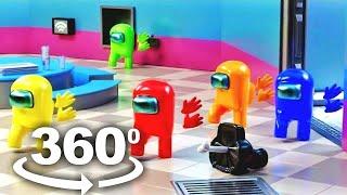 Among Us Distraction Dance 3D Animation 360 (Soul/JM Animated)