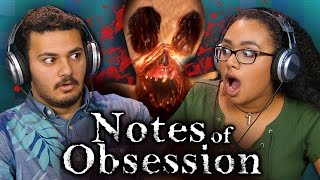 NOTES OF OBSESSION (Teens React: Gaming)