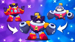 THESE BRAWLER FUSIONS are INSANE...