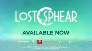 Lost Sphear - Trailer di lancio