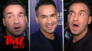 Mike 'The Situation' Sorrentino Officially Booked into Prison | TMZ TV