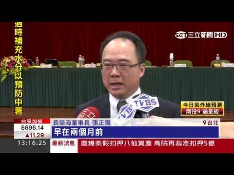 長榮海去年虧損今年不發股利 股東怒│三立新聞台
