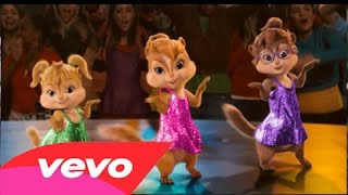 The Chipettes - Hot N Cold ( HD videoclipe)
