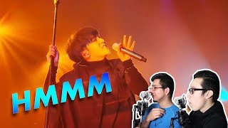 GUYS REACT TO Hua Chenyu 'Flammable And Explosive' (Singer 2018)