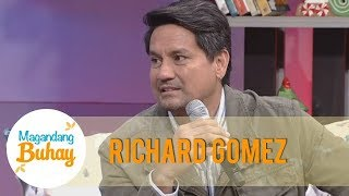 Magandang Buhay: Richard receives surprise message from his family
