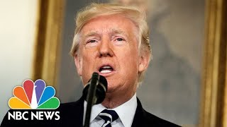 President Donald Trump Speaks On Immigration With 'Angel Families' | NBC News