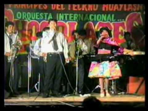 Flor Yauyinita - La Orquesta