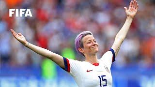 🇺🇸 Megan Rapinoe | FIFA Women's World Cup Goals