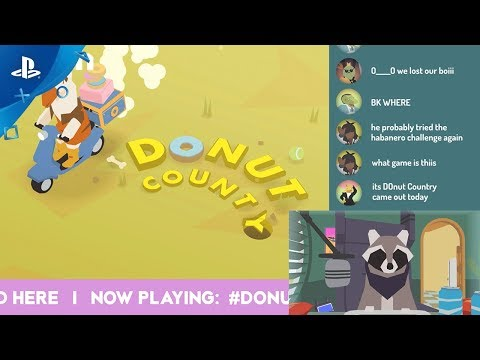 Donut County Trailer