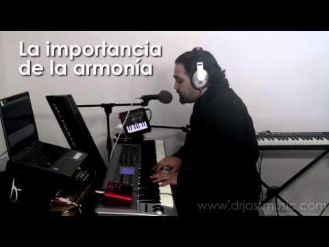 La importancia de la armonía