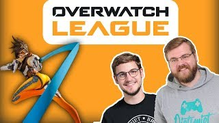 Vlog: Im Blizzard HQ & in der Overwatch League Arena!