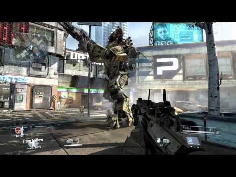 Titanfall - Official Gamescom Gameplay Demo