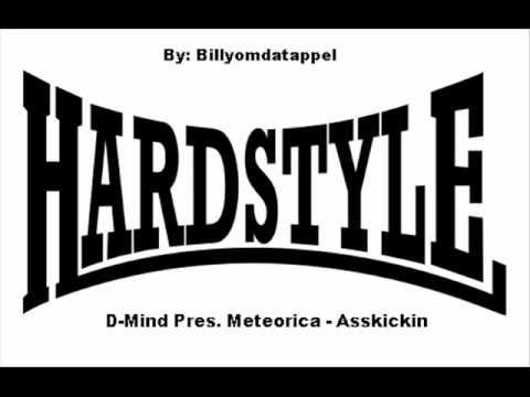 D-Mind Pres  Meteorica - Asskickin