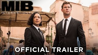 MEN IN BLACK: INTERNATIONAL - Of HD