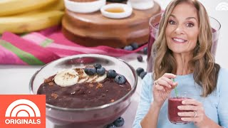 Joy Bauer Packs Antioxidant-Rich Superfoods Into Her Healthy Smart Smoothie | Joy Full Eats | TODAY