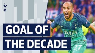 GOAL OF THE DECADE   THE BEST SPURS STRIKES FROM 2010-2019