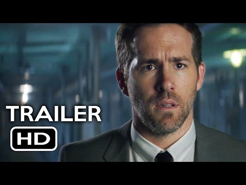 The Hitman's Bodyguard Red Band Trailer #1 (2017)