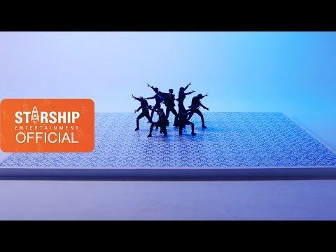 [Choreography M/V] 몬스타엑스 (MONSTA X) - 아름다워 (BEAUTIFUL)