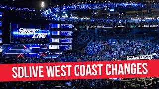 Possible Change To How Smackdown Airs On The West Coast