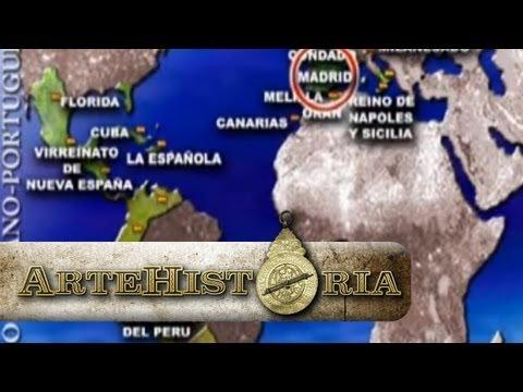 El imperio hispano-portugués a comienzos del XVII