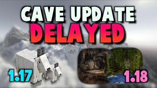 There Are TWO Cave Updates Now? (1.17 & 1.18)