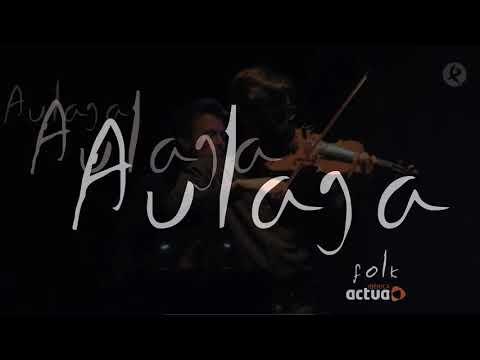 AULAGA FOLK - AULAGA FOLK en TV Extremadura - Especial 20 Aniversario