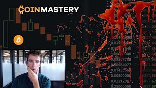 Will Crypto Survive The Blood? Bitcoin Dives, China Ban Continues, The Next Great Bubble - Ep137