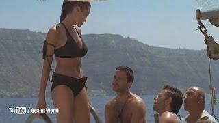 Angelina Jolie Water Boat Riding Scene | Lara Croft Tomb Raider: The Cradle of Life (2003)