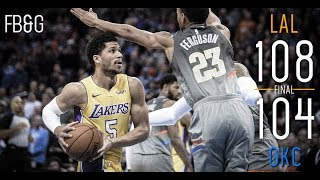 Lakers Bring Bully Ball to OKC