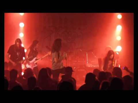 THAUROROD: Tales Of The End - Live @ SteelFest 2011