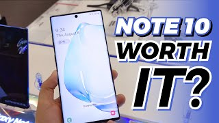 Galaxy Note 10 & 10+    Are they Worth Buying???