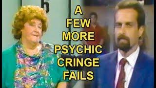 A Few More Psychic Cringe Fails!