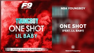 YoungBoy Never Broke Again - One Shot (feat. Lil Baby) [432Hz]