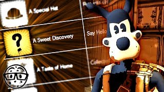 15 New Bendy Chapter 5 Achievements Analyzed