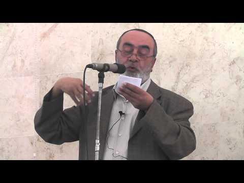 خطبة الجمعة للشيخ احمد بدران نحنُ… ومليونيّة خلعِ الحجاب