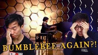 New Sacrilegious Kid Earns $1 Million playing Bumblebee at 325 bpm (...HELP!)