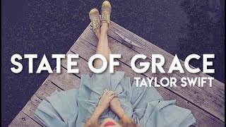 State Of Grace - Taylor Swift Acoustic Empty Arena Edit