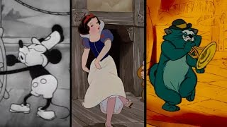 The Evolution of Animation 1833 - 1990