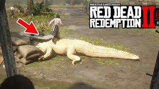 The Legendary Alligator Invades the Village!