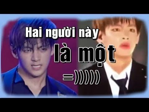[My hearteu-TAEHYUNG] Hai người này là một =))) V vs TAE TAE