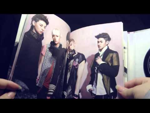 NU'EST - Face Single Album Unboxing