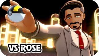 Pokémon Sword & Shield : Macros Cosmos's Rose Battle (HQ)