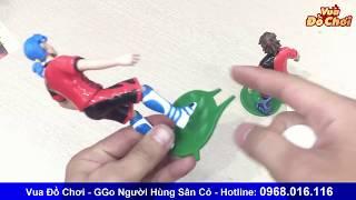 GGo Người Hùng Sân Cỏ - So Sánh Cầu Thủ Phần 1 Và Phần 2