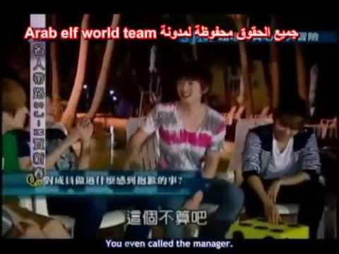 مترجم عربي - SJM جولة المشاهير بارت 2