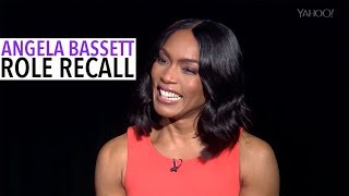 Angela Bassett interview about 'her famous roles, including Tuna Turner