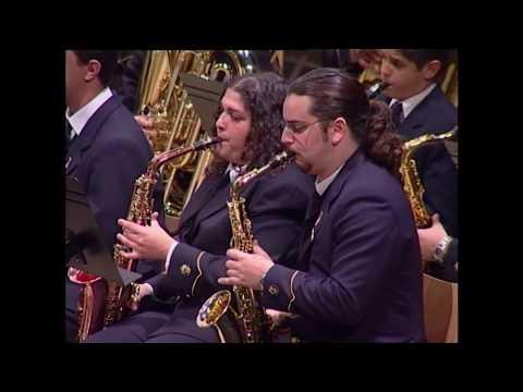 Pasodoble Centenari Musical AGRUPACIÓN ARTÍSTICA MUSICAL DE DENIA