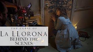 'The Curse of La Llorona' Behind the Scenes